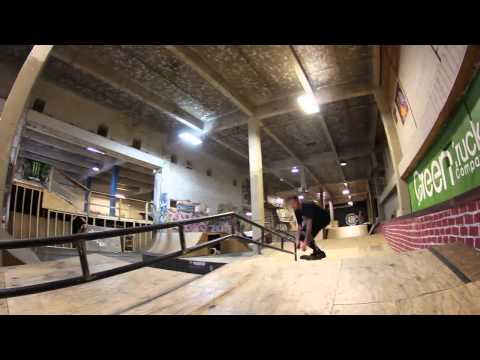 Spitfire and Charmcity Skatepark collab T Video