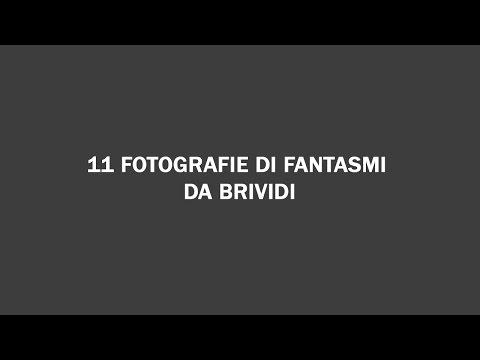 11 fotografie di fantasmi! da brivido!