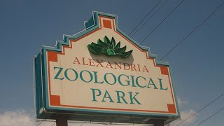 Many (LA) United States  City pictures : Alexandria Zoological Park, Zoo in Alexandria, Louisiana, United States
