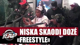 Video Freestyle Niska, Skaodi & Dozé #PlanèteRap MP3, 3GP, MP4, WEBM, AVI, FLV November 2017