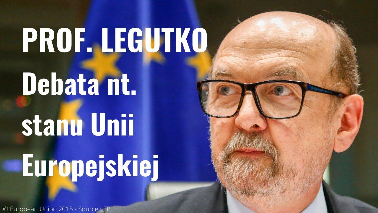 Debata nt. stanu Unii Europejskiej