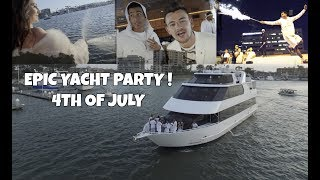 Millionaire Networking Yacht Party