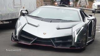 Video Lamborghini Veneno On The Road MP3, 3GP, MP4, WEBM, AVI, FLV Juni 2017