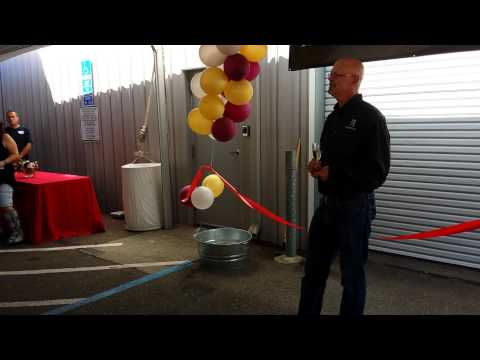 Rack & Riddle Ribbon Cutting Ceremony