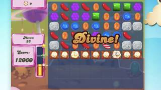 Candy Crush Saga Level 2641 We have all Candy Crush Saga levels.  Check out the entire series here. https://www.youtube.com/watch?v=Ay7yhVA7Y6A&list=PLIrK-8DuwP1VNwA9lfuEyTjYMk0wCcqIy  We post Candy crush saga levels with no boosters and 3 stars.    If we used a booster, please check back because we will repost a Candy crush saga no booster level soon.  Leave us a comment and tell us how we are doing?  Something you want to see? Let us know.   This channel is a labor of love.  Please help us out with a donation.  https://www.youtube.com/channel/UC9-GaHeWMZRyKNJUeUXfxfA Thanks for watching.  We also do Candy Crush Soda levels.  Check it out here https://www.youtube.com/playlist?list=PLIrK-8DuwP1XR_mbQrCv7l98qEBKUriaX  Subscribe to our channel for all the latest levels and games!Check us out on FACEBOOK   https://www.facebook.com/puzzlinggamesTWITTER     https://twitter.com/puzzlinggamesGOOGLE+  https://plus.google.com/u/1/b/110454797664753615818/+MrFunnyfamilyfilms/postsOther playlistsHow to solve Candy crush soda saga  https://www.youtube.com/playlist?list=PLIrK-8DuwP1XR_mbQrCv7l98qEBKUriaXHow to solve Rubik's cube https://www.youtube.com/playlist?list=PLIrK-8DuwP1XdZzZ7WbgL7VhAhp8S1kkaHow to play backgammon  https://www.youtube.com/watch?v=0A0tEg-bYY4&list=PLIrK-8DuwP1Wbzzq9dVyvp58uyjxu-z4MHow to solve sudoku  https://www.youtube.com/watch?v=1i-R75TPwRA&list=PLIrK-8DuwP1WS6g6FhghA3UHz4dFxcGXcHave a suggestion?  Let us know in the comments Candy Crush Saga is an addictive switching Candy Game puzzle from King.com.  It is widely popular around the world.  You have to achieve goals by switching Candies to make rows of three.  Making a row of 4 or 5 candies will give you specials which have larger effects in crushing the candies.  The more candies you crush, the more points and stars you gain.  The Saga refers to working your way around a game board into higher and more challenging levels.  There are hundreds of levels, with more added every few weeks.  There are obstacles that also prevent you from achieving your goals, such as licorice, bombs, chocolate growing squares, and lots more.   similar games include: Candy crush soda saga, candy crush jelly saga, farm heroes saga, words with friends, angry birds, subway surfers, cupcake carnival, pyramid solitaire saga, diamond digger saga, per rescue saga, frozen free fall, bubble witch saga, bubble witch 2 saga, pepper panic saga, bejeweled, bejeweled blitz, 【舞秋風小遊戲時間】Candy Crush Saga 糖果大爆險 基本認識 It is available for the android, iOS, and on Facebook.  Many people have posted walkthrough videos, or cheat videos, but the game is different every time, so no one strategy will always work.   Some keywords to this channel and game include candycrush, candy crush saga, candy crush saga level, candy crush level, Puzzle Game (Media Genre), crushing,candies,skillgaming,skill,gaming,sugar,sugar crush,king.com,how to beat level,how to pass level,how to,beat,pass,how to solve,3 stars,no boosters, striped,wrapped,bomb,Candy Crush Saga (Video Game), nivel,dolces,lively,Niveau,Candy Crush How to do level 2641  level 2641 cheat candy Crush,Candy Crush Saga,Candy Crush Saga level 2641 Candy Crush level 2641 cheat,hacking candy crush,Candy Crush cheat for lives,Instant lives candy crush,Candy Crush how to do level 2641, How to pass level 2641 ,Lives cheat Candy Crush, candy crush how do i solve, candy crush, saga, nivel, level, candy crush saga level, candy crush level, Saga caramelo Crush es un adictivo rompecabezas conmutación Caramelo Juego de King.com. Es muy popular en todo el mundo. Tienes que alcanzar las metas de conmutación Caramelos para hacer filas de tres. Hacer una fila de 4 o 5 caramelos le dará especiales que tienen efectos más grandes en el aplastamiento de los caramelos. Las más dulces que aplastar, más puntos y estrellas que ganar. La saga se refiere a su forma de trabajo alrededor de un tablero de juego en los niveles más altos y más desafiantes. Hay cientos de niveles, con más añadidos cada pocas semanas. Hay obstáculos que también le impiden alcanzar sus metas, como el regaliz, bombas, cuadritos de chocolate en crecimiento, y mucho más.
