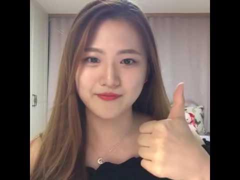 [CHUUTALK LIVE] Korean Lesson By Jenny Lee (видео)