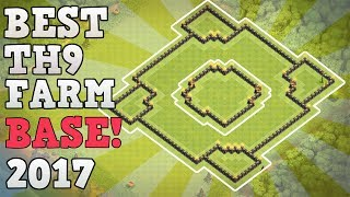 Clash of Clans TH9 Farming Base 2017 with PROOF! Epic TH9 Base for Farm - Protect Drak Elixir and Storage. CoC Best Town Hall 9 Farming Base should be used in Bronze - Crystal Leagues. Stay tuned for more th9 base design / th 9 base layout / speed builds / noob troll base / defensive replays!This Base is recorder after the new update in Clas of Clan game - Builder Base update.------------------- Thank You for Watching! ------------------➜ FASTEST WAY TO EARN FREE GEMS: http://cashforap.ps/finite➜ Please Like ,Share And Subscribe!!➜ Share: https://youtu.be/2yoss9O9KmI   ➜ Subscribe: https://goo.gl/AWuJLF ------------------------------------------------------➜ Bringing to you: Clash of Clans [CoC]  Attack Strategies and Raids  War Base layout  Farm Base layout  For Town Hall - TH7 TH8 TH9TH10 AND TH11  For Builder Hall –  BH3 BH4 BH5 BH6 BH7------------------------------------------------------➜Clash of Clans TH9 Attack Strategy War Base [Town Hall 9]https://www.youtube.com/playlist?list=PLPOYibGB5JOWDj2Jol8sMb7oBqTNiQ4lN----------------------------------------­­­---------------------------------➜Clash of Clans TH10 Attack Strategy War Base [Town Hall 10]https://www.youtube.com/playlist?list=PLPOYibGB5JOVBiye570nIfHrTOtaMcnhE ----------------------------------------­­­---------------------------------➜Clash of Clans TH11 Attack Strategy War Base [Town Hall 11]https://www.youtube.com/playlist?list=PLPOYibGB5JOWr8GEgV-lYlj6nqokliJqU ----------------------------------------­­­---------------------------------➜Clash of ClansClash of Clans is an online multiplayer game in which players build a community, train troops, and attack other players to earn gold and elixir, and Dark Elixir, which can be used to build defenses that protect the player from other players' attacks, and to train and upgrade troops. The game also features a pseudo-single player campaign in which the player must attack a series of fortified goblin villagesNew Features:● Journey to the Builder Base and discover new buildings and characters in a new mysterious world.● Battle with all new troops, including Raged Barbarian, Sneaky Archer, Boxer Giant, Bomber, Cannon Cart, and the new Hero Battle Machine.● Go head to head with other players in the new Versus battle mode.Category: GameInitial release date: August 2, 2012Mode: Massively multiplayer online gameGenre: Strategy Video Game.Platforms: Android, iOS.Publisher: SupercellDeveloper: Supercell----------------------------------------­­­---------------------------------➜Music:Song Cartoon - Why We Lose (feat. Coleman Trapp)Music provided by NoCopyrightSounds.Video Link: https://youtu.be/zyXmsVwZqX4 Song: Cartoon - On & On (feat. Daniel Levi)Music provided by NoCopyrightSounds.Video Link: https://youtu.be/K4DyBUG242c  - Goblin From MarsCarol of the bells  https://youtu.be/WI1f31rVqUo ----------------------------------------­­­---------------------------------Finite Gamer