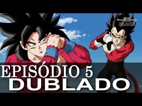 Super Dragon Ball Heroes Episódio 5 [DUBLADO]