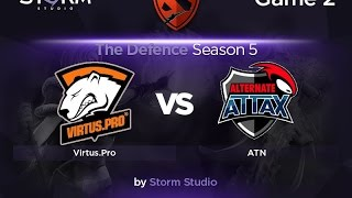 Virtus.Pro vs Alternate Attax, game 2