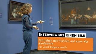 """""""Stillleben mit Fischen"""" Jacob Foppens van Es"""