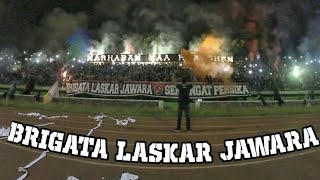 Brigata Laskar Jawara: persika vs persibas | friendly match
