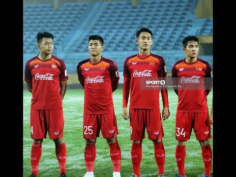 U23 Việt Nam 6-1 U23 Đài Loan (diễn biến trước trận đấu) - Thời lượng: 21:27.