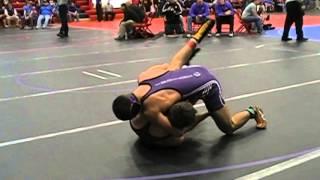 Austin Repp Pacific vs Hodges Belton 170 lbs