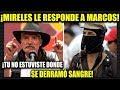 Download Lagu MIRELES LE RESPONDE AL SUBCOMANDANTE MARCOS ¡ESTA CON AMLO! Mp3 Free
