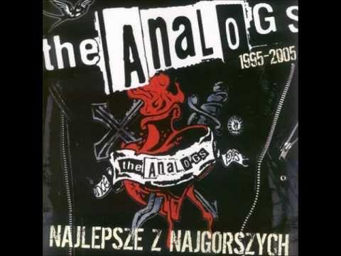 Tekst piosenki The Analogs - Hipisi w martensach po polsku