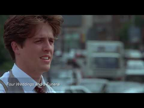 "Four Weddings and a Funeral - Late/""Fuck"" Scenes"