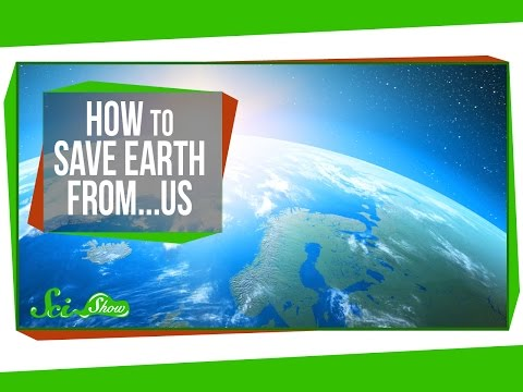 how to - Temperatures are rising, and greenhouse gases are being emitted faster than ever. What's a planet to do? Hank explains the recommendations of some of the wor...
