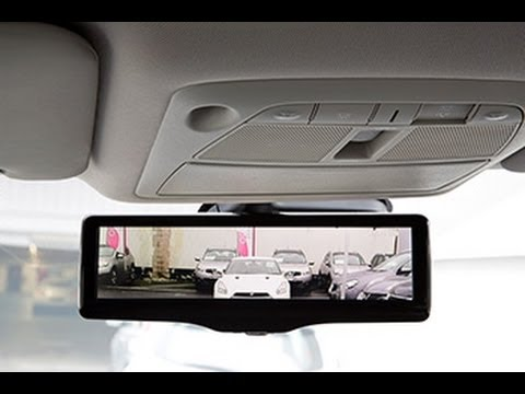 Introducing the Smart rearview mirror
