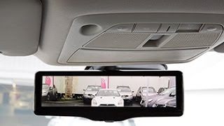 Nissan - Introducing the Smart rearview mirror