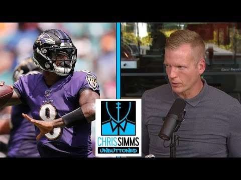 Film Deep Dive: Ravens vs. Dolphins, NFL Week 1 | Chris Simms Unbuttoned | NBC Sports