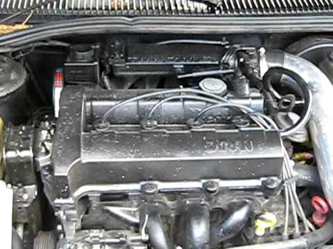 COLD AIR INTAKE INSTALL saturn sc2 cold air intake DOHC 1.9 4 cyl 1992 100k miles plus runs awsome!