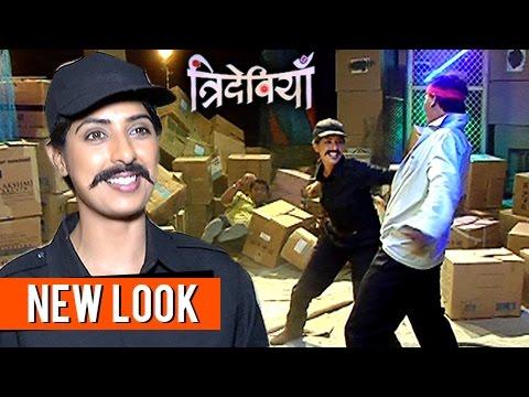 Aishwarya Sakhuja NEW LOOK | Fight Scene | Tridevi