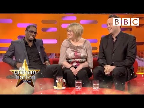 Farting On A Date: P.Diddy and Sarah Millican discuss - The Graham ...