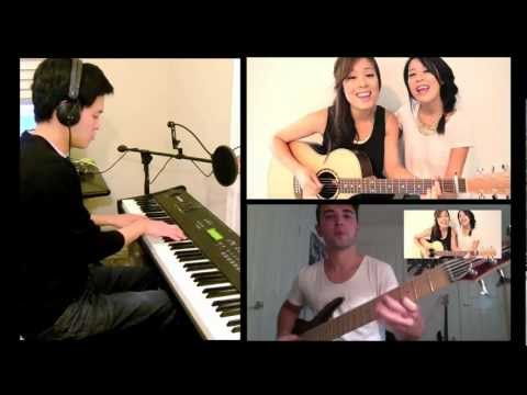 Video Gangnam Style (Guitar.Bass.Piano) cover with Jayesslee and pinnhuk download in MP3, 3GP, MP4, WEBM, AVI, FLV February 2017