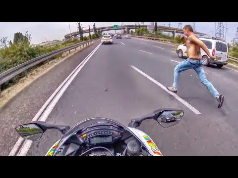 Stupid, Crazy & Angry People Vs Bikers 2018 [Ep.#436]