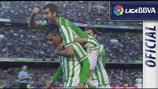 Resumen de Real Betis (2-0) RCD Espanyol - HD - Highlights