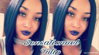 Hey Beautiful People!!! In this video I'm reviewing the Sensationnel Empress Free Part Lace Wig Tulip. Let me be honest I don't exactly love this wig. Please...