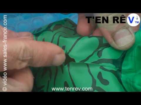 comment reparer un kayak gonflable