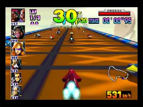 F-zero X - X Cup Master Difficulty Run