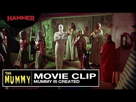 The Mummy / Mummy Is Created (Official Clip)