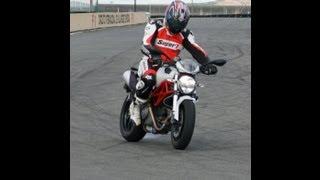 5. Ducati Monster 796