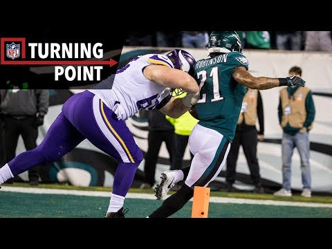Video: 38 Unanswered Eagles' Points Closes the Case on Vikings Season (NFC Champ) | NFL Turning Point