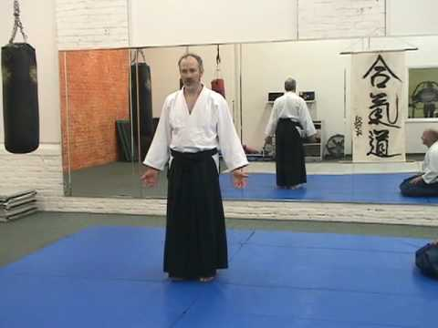 zenshin - Instructional video with Doug Wedell, Chief Instructor of Seidokan Aikido of South Carolina, demonstrating fundamentals of the Aiki Taiso for wrist grabs fro...