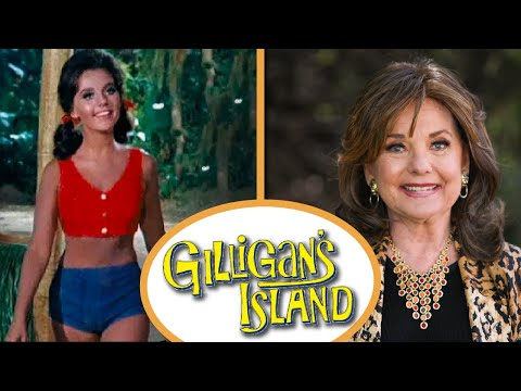 Gilligan's Island Cast Then and Now (2021)