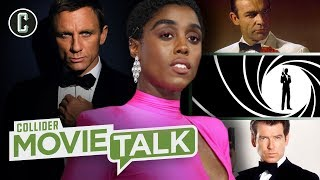 Bond 25 Rumor: A Captain Marvel Star Might Be the New 007 - Movie Talk by Collider