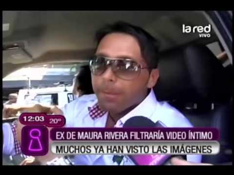 Nuevo video prohibido involucraría a Maura Rivera y Giordano Barrios