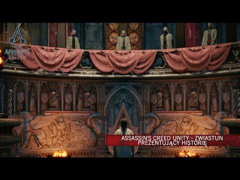 Paryż, rok 1793. Jeden Asasyn przeciw przemocy, którą niesie rewolucja: Arno Dorian. Sprawiedliwość i zaufanie nie mają już miejsca w świecie, a ścieżka odkupienia wiedzie naszego bohatera w mroczne rejony, gdzie stanie oko w oko z odwiecznymi wrogami Asa