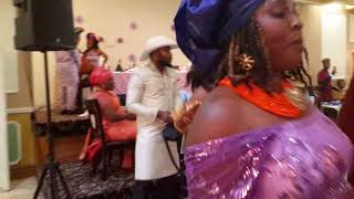 2017 Igbo Union Canada Cultural Night- Enugu State Ogene Dance