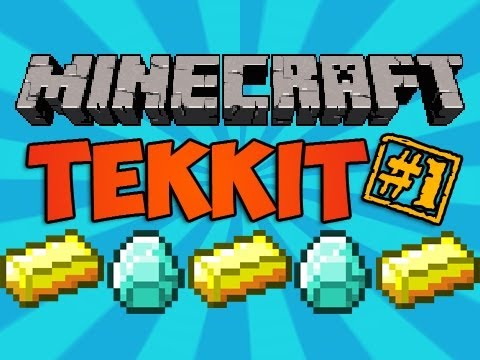 Tekkit Part 1 - Adventure With Me