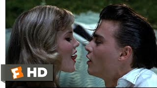 CryBaby 6/10 Movie CLIP  How To French Kiss 1990 HD