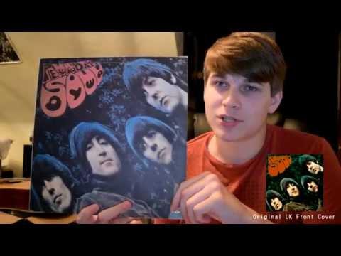 Vinyl Record Haul 6 | Russian Beatles Albums!