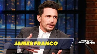 Video James Franco Shares Tommy Wiseau's Personal Voice Memo MP3, 3GP, MP4, WEBM, AVI, FLV September 2018