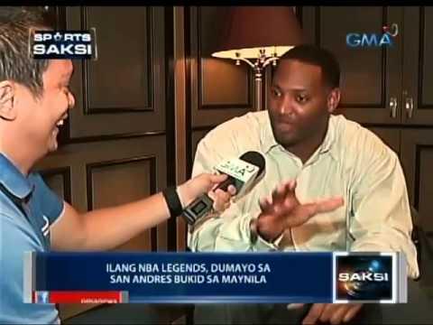Video Saksi: Ilang NBA legends, dumayo sa Maynila download in MP3, 3GP, MP4, WEBM, AVI, FLV January 2017