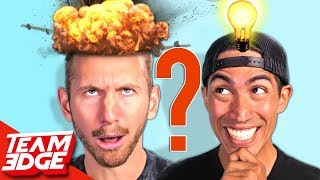 Video The Dumbness Games | Who's the Dumbest!? MP3, 3GP, MP4, WEBM, AVI, FLV Juni 2019
