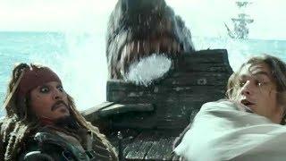 映画『パイレーツ・オブ・カリビアン/最後の海賊』特別映像1