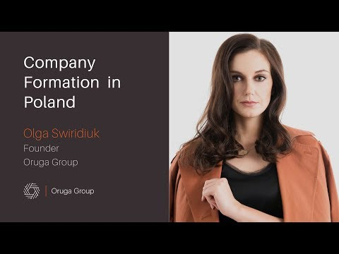 Limited Liability Company Formation in Poland. LLC in Poland. Poland company formation
